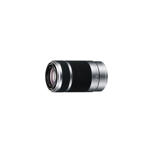 ソニー E 55-210mm F4.5-6.3 OSS [SEL55210S] シルバー 《納期約2−3週間》