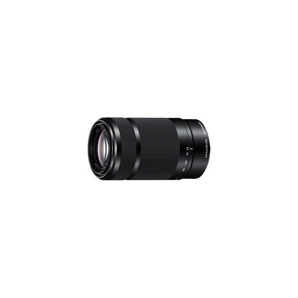 ソニー E 55-210mm F4.5-6.3 OSS SEL55210 ブラック 《納期約2週間》