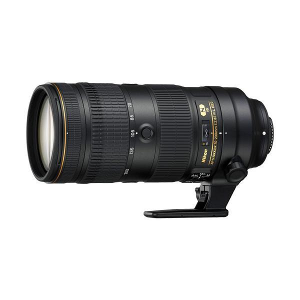 【あすつく】 ニコン AF-S NIKKOR 70-200mm f/2.8E FL ED VR