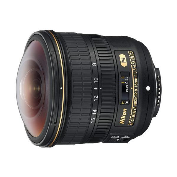ニコン AF-S Fisheye 8-15mm f/3.5-4.5E ED 《2017年6月30日発売》