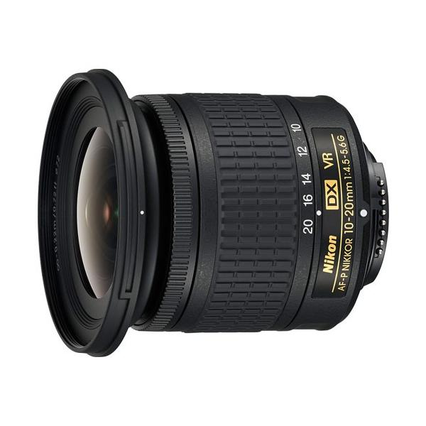 ニコン AF-P DX 10-20mm f/4.5-5.6G VR 《納期約1−2週間》