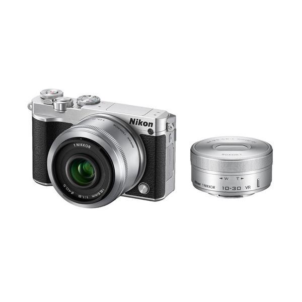 ニコン Nikon1 J5 ダブルレンズキット シルバー