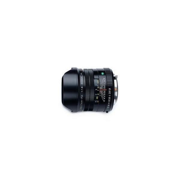 ペンタックス FA 31mm F1.8 AL Limited (ブラック) 《納期約1週間》