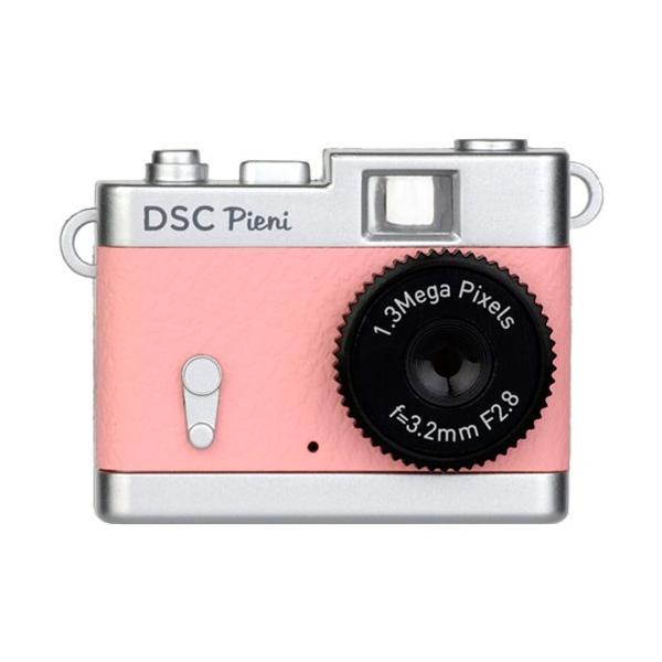 ケンコー デジタルカメラ DSC Pieni CP コーラルピンクの画像