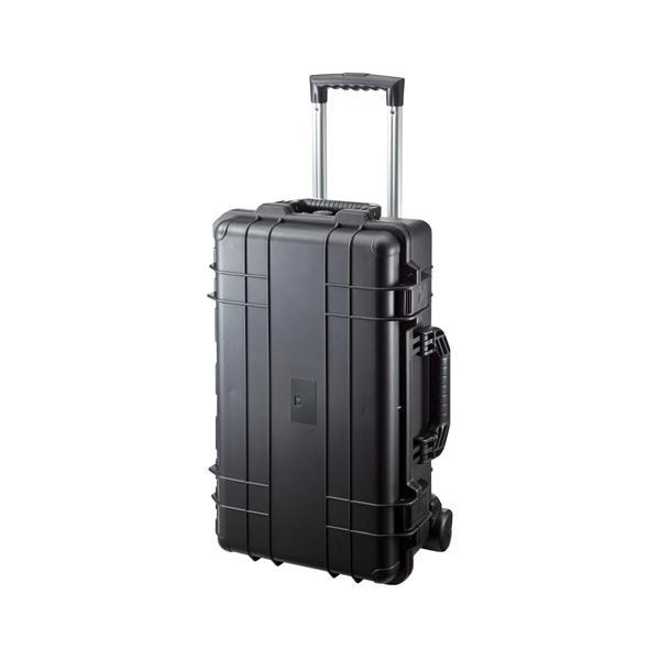 サンワサプライ BAG-HD3 ハードツールケース キャリータイプ