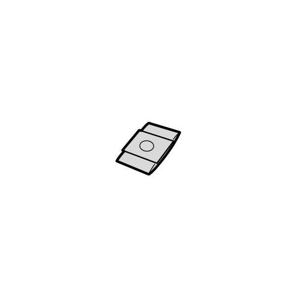 シャープ 紙パック式掃除機用 純正紙パック 抗菌3層紙袋 EC-16PN