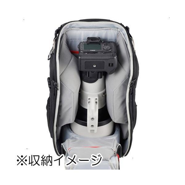 ハクバ SGWPR-LSBP GW-PRO RED レンズバックパック