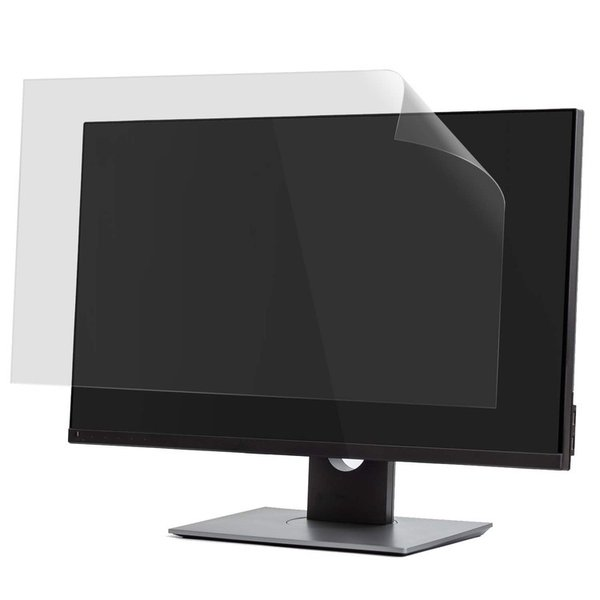 ブルーライトカット フィルム パソコン 23インチ 50.8cm x 28.5cm (16:9) 液晶保護フィルムアンチグレア サイズ調整カット可能 FBA