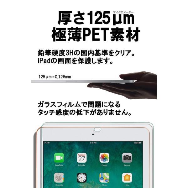 iPad mini5 mini4 フィルム ガラスフィルム 液晶 保護フィルム 2019 最新 アンチグレア ペーパーライク 液晶保護フィルム ipadmini4 保護ガラス 定形外|emi-direct|04