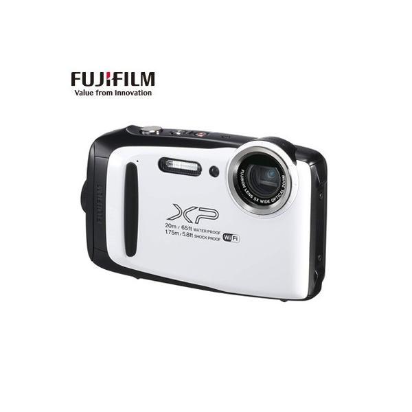 富士フイルム デジタルカメラ FinePix XP130 FX-XP130WH ホワイト【60サイズ】