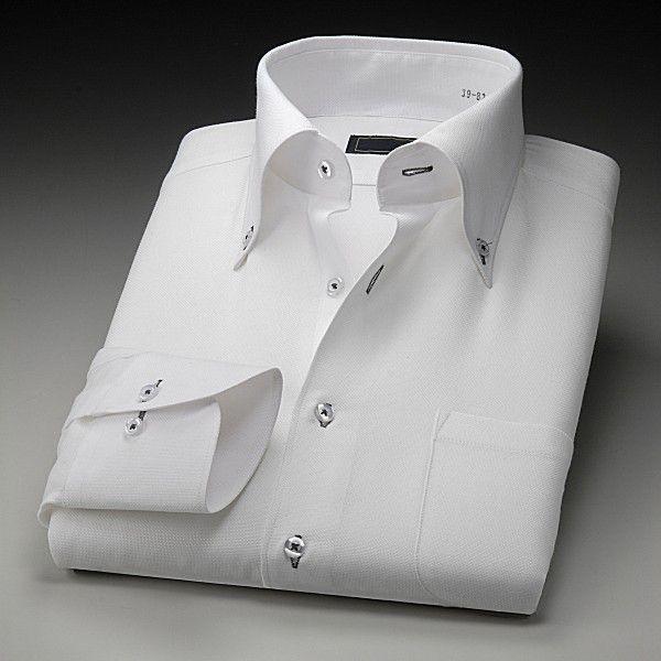 ワイシャツ 長袖 ドレスシャツ スリムフィット 5枚組|emperormart|05