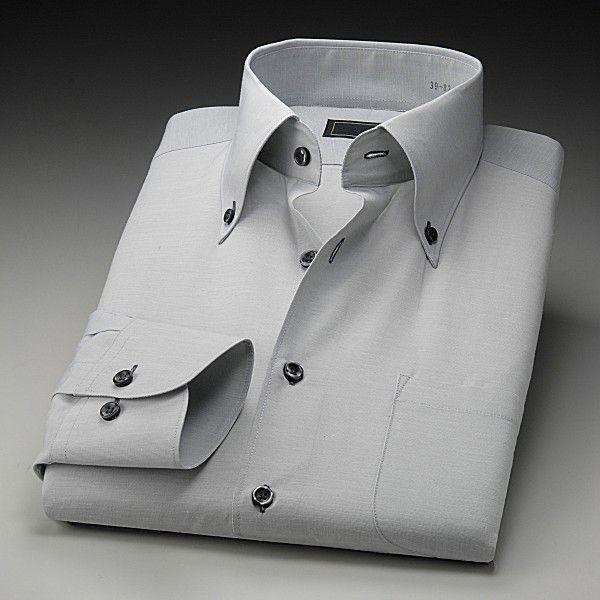 ワイシャツ 長袖 ドレスシャツ スリムフィット 5枚組|emperormart|06