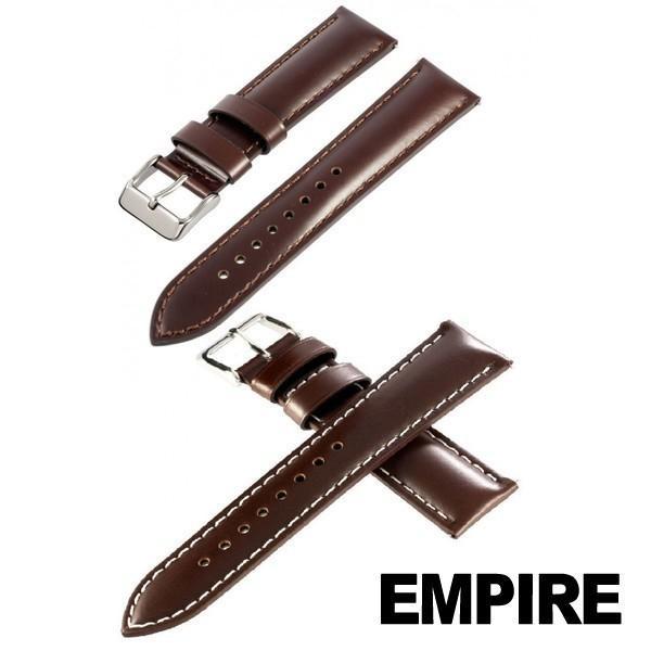 時計 腕時計 ベルト バンド  EMPIRE  CLASSICA(クラシカ) 革 本革 上品なクラシックスタイル 大人 オイリーカウハイド レザー イージークリック|empire|02