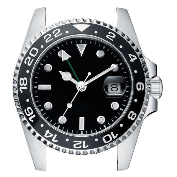 腕時計 メンズ ClassicRound GMT 42mm  (ベルト別売り)|empire