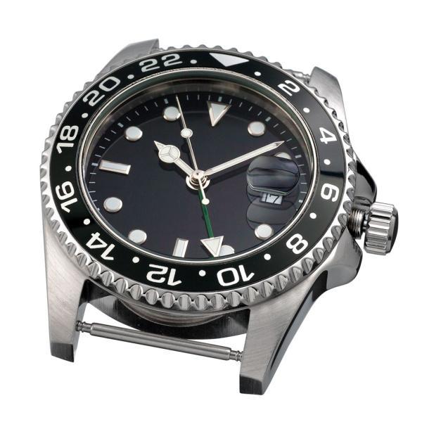 腕時計 メンズ ClassicRound GMT 42mm  (ベルト別売り)|empire|02