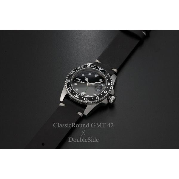 腕時計 メンズ ClassicRound GMT 42mm  (ベルト別売り)|empire|05
