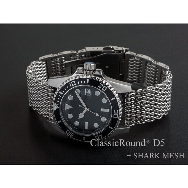 ClassicRound D5 42mm 腕時計 メンズ(ベルト別売り)|empire|04