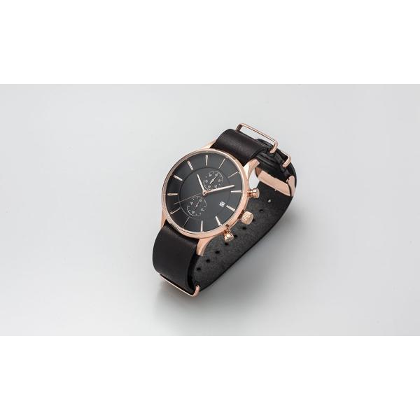 EMPIRE NATO ベルト 時計 バンド ローズゴールド イタリアンレザー 腕時計 ベルト 時計ベルト 腕時計ベルト 革 18mm 20mm ダニエルウェリントンにも|empire|07