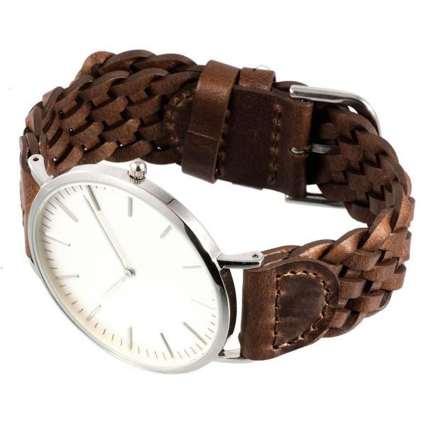 時計 腕時計 ベルト バンド  EMPIRE  革 本革 とにかく渋い アンティーク感のある メキシコレザー 替え 交換 ワンタッチで簡単装着 イージークリック empire 05