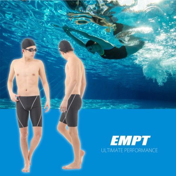 EMPT スイムキャップ メッシュ 水泳 キャップ 黒 フリーサイズ ブラック スイムキャップ かっこいい スクール 学校 試合 練習 スイミングスクール 黒 シンプル empt 09