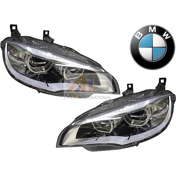Bmw X6 Xdrive50i: 【M's】E71 BMW X6/X6M 後期(12y-14y )純正品 LEDヘッドライト 左右