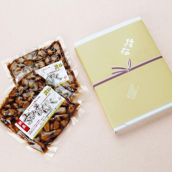 京味噌にんにく贈答用200g [京仕込み伝承合わせ味噌との熟成にんにく] ◆2個までネコポス便でお届け◆