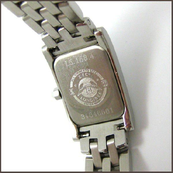 ロンジン 腕時計 レディース LONGINES 時計 ドルチェヴィータ クォーツ ブルー・マザーオブパール ダイヤモンド ウオッチ L5.158.4.92 正規品 送料無料