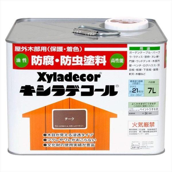 大阪ガスケミカル キシラデコール チーク 7L