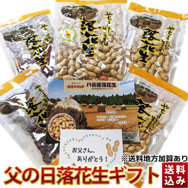 千葉県八街産落花生 人気落花生詰め合わせ 父の日ギフトセット 送料込み ピーナッツ、落花生ランキング1位商品 ポイント5倍|endo-peanuts