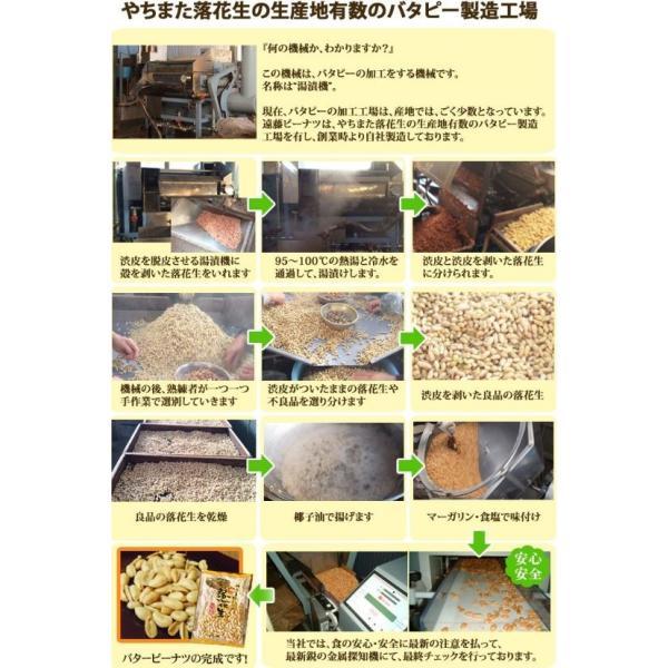 小粒バターピーナツ(千葉半立)220g 千葉県産落花生|endo-peanuts|03