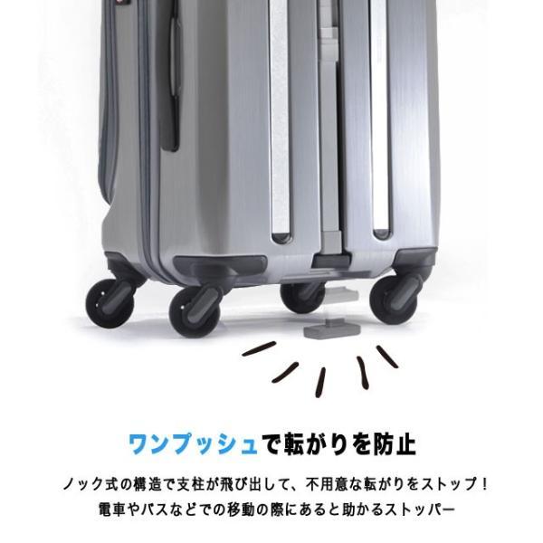 ビジネス用 キャリー スーツケース 静音 Sサイズ 機内持ち込み FREQUENTER GRAND フリクエンター グランド endokaban 06