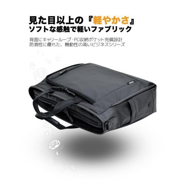 ボックスリュック リュック ロングリュックベルト PC・タブレット収納 B4サイズ収納 撥水 NE3PRO COMMUTE LIGHT 2-763|endokaban|02