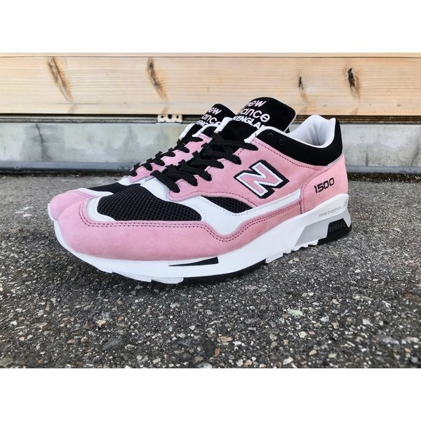 promo code 3facc dfc9a 【MADE IN ENGLAND】NEW BALANCE M1500 MPK 【イングランド製】PINK/BLACK【MADE IN  UK】【ニューバランス】