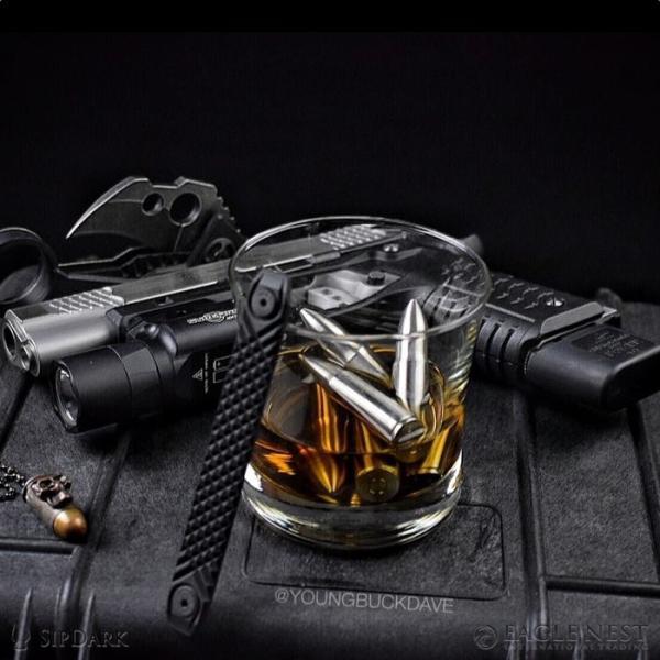 ウイスキー グラス アクセサリー ウィスキー ブレット&シリンダー セット 送料無料|enitusa|02