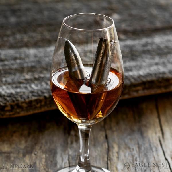 ウイスキー グラス アクセサリー ウィスキー ブレット&シリンダー セット 送料無料|enitusa|03
