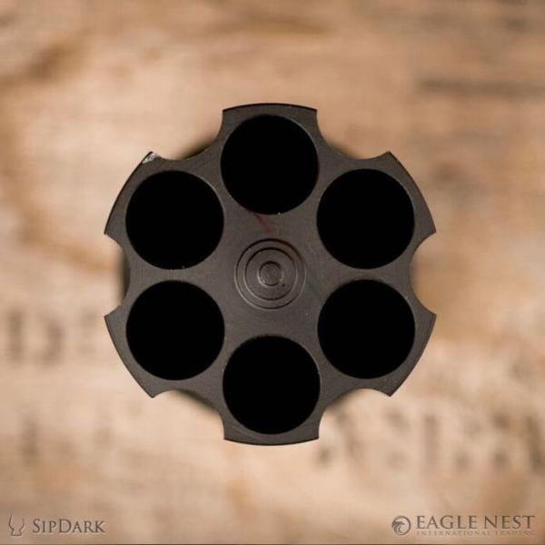 ウイスキー グラス アクセサリー ウィスキー ブレット&シルバー シリンダー セット ギフト用 木箱入り|enitusa|10
