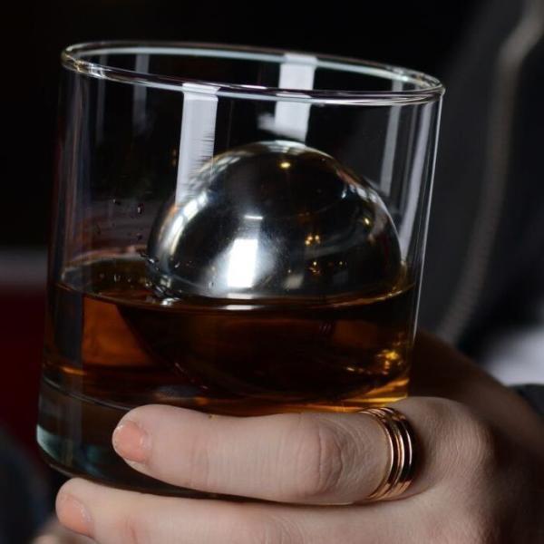 ウイスキー グラス アクセサリー 保冷 冷却用 送料無料 ロボール ウィスキー スフィア ( L )|enitusa|03
