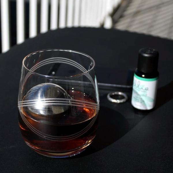 ウイスキー グラス アクセサリー 保冷 冷却用 送料無料 ロボール ウィスキー スフィア ( L )|enitusa|04