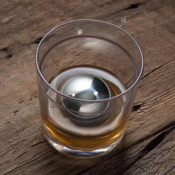 ウイスキー グラス アクセサリー 保冷 冷却用 送料無料 ロボール ウィスキー スフィア ( L )|enitusa|05