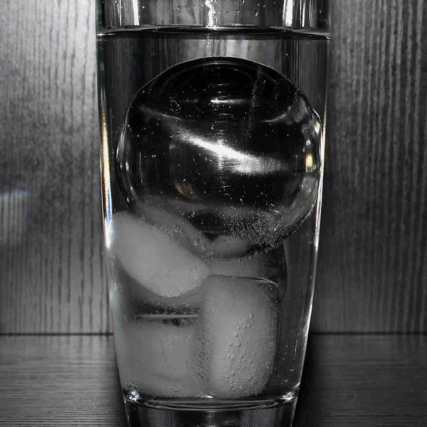 ウイスキー グラス アクセサリー 保冷 冷却用 ロボール ウィスキー スフィア ( L )|enitusa|08