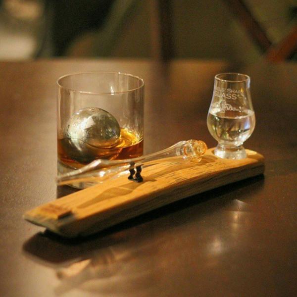 クリスマスプレゼントに ウイスキー グラス アクセサリー 保冷 冷却用 送料無料 ロボール ウィスキー スフィア ( M )|enitusa