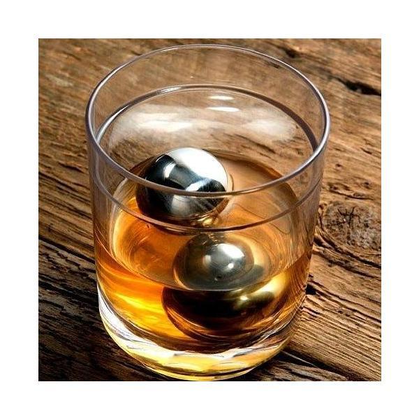 クリスマスプレゼントに ウイスキー グラス アクセサリー 保冷 冷却用 送料無料 ロボール ウィスキー スフィア ( M )|enitusa|03