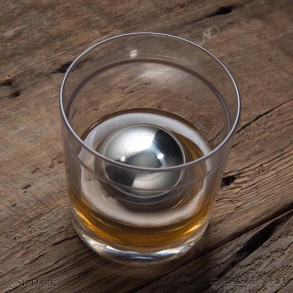 ウイスキー グラス アクセサリー 保冷 冷却用 ロボール ウィスキー スフィア ( M )|enitusa|04
