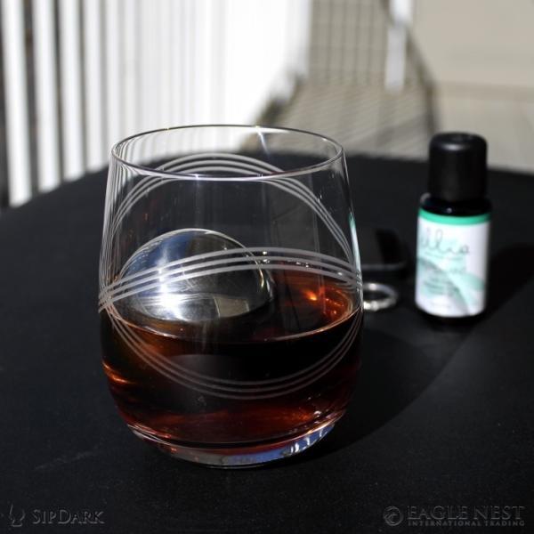 ウイスキー グラス アクセサリー 保冷 冷却用 ロボール ウィスキー スフィア ( M )|enitusa|07