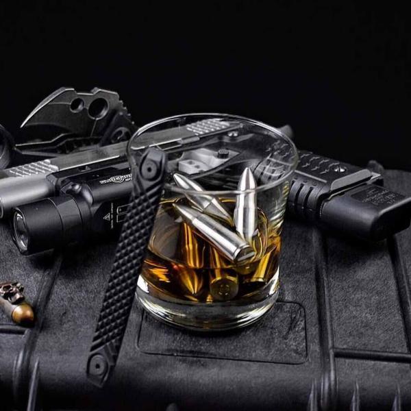 ウイスキー グラス アクセサリー 名入れ サービス付き 送料無料 ウィスキー ブレット&シリンダー セット|enitusa|02
