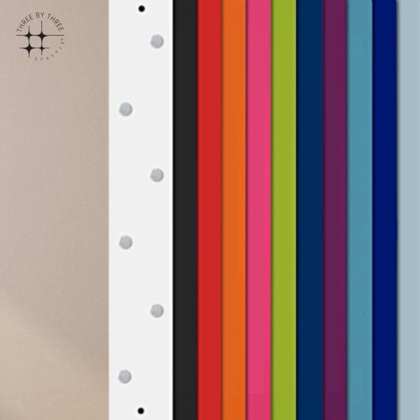 マグネットボード おしゃれな 壁掛け ストリップ  「 ロング2本+ショート1本 スペシャル」セット|enitusa|03