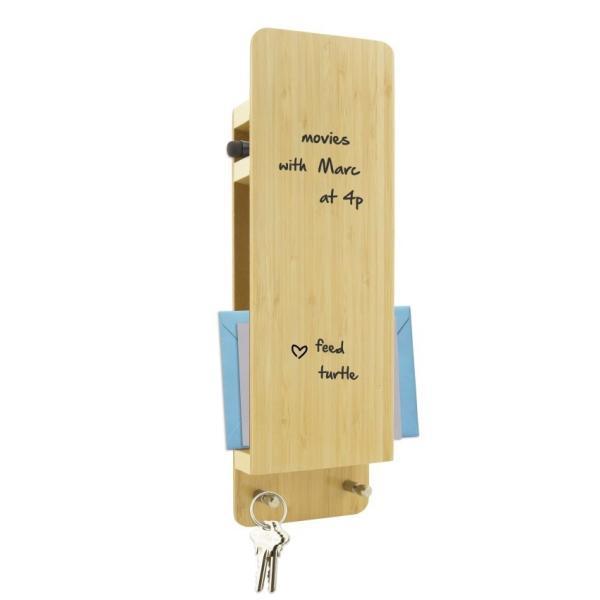 ホワイトボード おしゃれな 壁掛け マグネットボード 収納 フック付き エントリー バトラー 送料無料|enitusa|03
