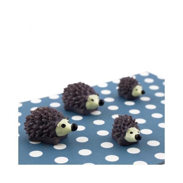 かわいい 磁石 ネオジム アニマル マグネット イヌ ネコ ハリネズミ ウサギ テントウムシ アヒル|enitusa|14