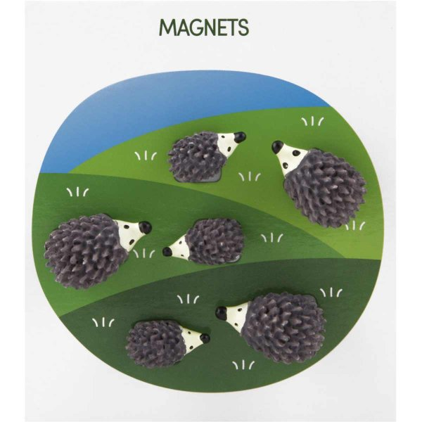 かわいい 磁石 ネオジム アニマル マグネット イヌ ネコ ハリネズミ ウサギ テントウムシ アヒル|enitusa|08