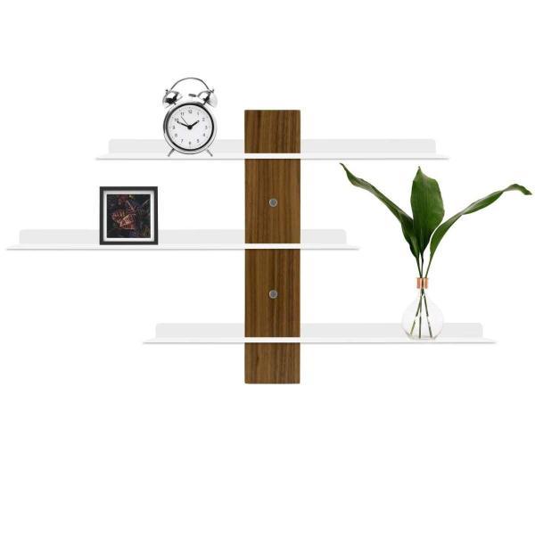 壁面収納 壁掛けラック おしゃれな スライド ショー 新生活 応援グッズ|enitusa|02